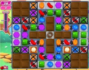Candy Crush niveau 907