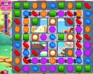 Candy Crush niveau 908