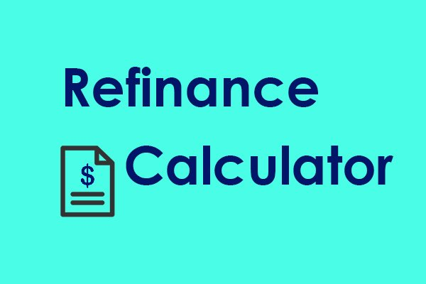calculate refinance