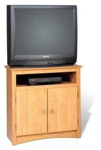 Prepac Furniture Sonoma Tall Corner TV Cabinet
