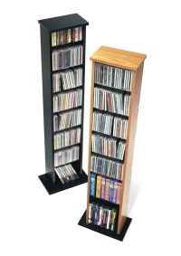 Prepac Furniture Slim Multimedia Storage Tower