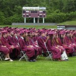 The Class of 2010 is 324 graduates strong.