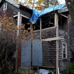 Despite support from friends and at least one neighbor, Lois Ackerman's dilapidated house at 146 Walnut St. in Naugatuck is slated to be demolished on Jan. 10.