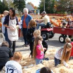 St. Anthony Church's 2nd Annual Pumpkin Patch will open for the season on Saturday. All of the proceeds from the patch will go to benefit the church's HOPE ministry. CONTRIBUTED