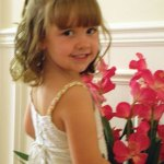 Mackenzie Jackson, 6, of Prospect is a finalist for Miss Connecticut in the 'princess' age division. -CONTRIBUTED