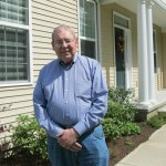 Regency resident Frank Conlon is one of many in the 55 and older community who is upset about how the recent revaluations turned out. -RA ARCHIVE