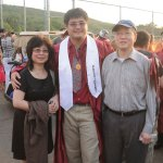 Naugatuck High School's Class of 2012 graduated June 19. –LUKE MARSHALL