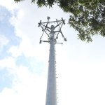 The town will sell its cell tower, located at the Public Works Department at 401 Lopus Road, to Global Tower Partners of Boca Raton, Fla., for $925,000. –FILE PHOTO
