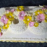 Borough resident Diane Carangelo-Gruner made this cake for her grandmother's 100th birthday. –CONTRIBUTED