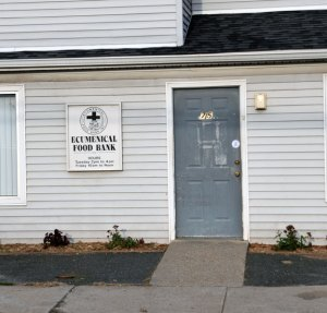 The Naugatuck Ecumenical Food Bank has not switched to client-choice, which the Connecticut Food Bank requested all of the food banks across the state do. –FILE PHOTO