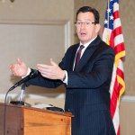 Gov. Dannel Malloy has proposed exempting the first $20,000 of a vehicle's assessed value from the property tax. –RA ARCHIVE