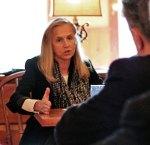 Legislators address business community