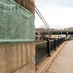 Money to repair the Whittemore Bridge in Naugatuck will be included in the capital project requests to the Board of Finance next month.-RA ARCHIVE