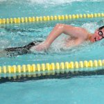 Woodland junior Andy O'Dell earned a pair of top-five finishes at the Naugatuck Valley League championships March 1 and secured All-NVL honors. –FILE PHOTO