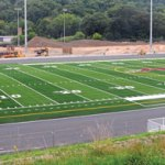 The Naugatuck High football team will play its first game on the new turf field tonight at 7 p.m. –FILE PHOTO