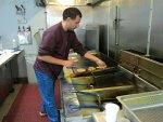 Ayash-Man restaurant to close