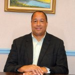 Beacon Falls Republican First Selectman Gerard Smith, 52, is running for a second term in office. –LUKE MARSHALL