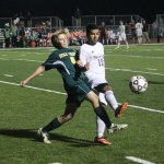 Naugatuck beat Holy Cross, 2-0, in Naugatuck Oct. 17. –ELIO GUGLIOTTI
