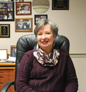 Donna Andrew will receive the United Way of Naugatuck and Beacon Falls' 2013 Mary Connolly Community Caring Award during the organization's annual meeting March 25. –LUKE MARSHALL