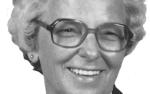 Obituary: Barbara Cawley