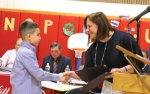 Mahoney fills vacancy on school board