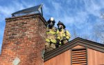Beacon Hose contains chimney fire