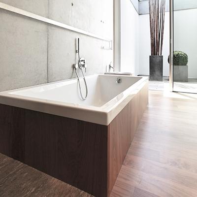 Klick Vinyl Designböden Für Wohnzimmer Badezimmer Küchen Esszimmer Bad    Badezimmer Vinyl