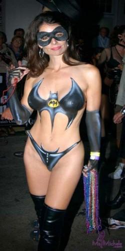 NSFW Batwoman Costume