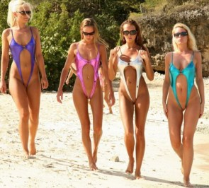 Yummy 1 Piece bathing suits