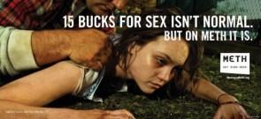 15 bucks for sex isn`t normal