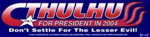 Cthulhu For President!