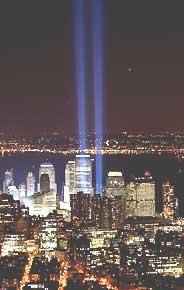 9-11 Tribute Lights