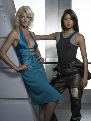Battlestar Galactica Hotties