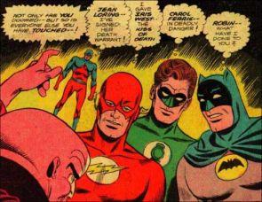 Batman's Touched….who?