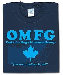 OMFG T-Shirt