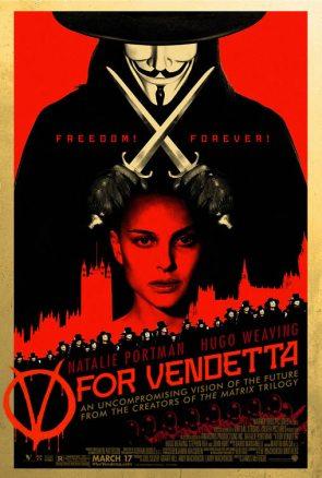 V For Vendetta Movie Posters