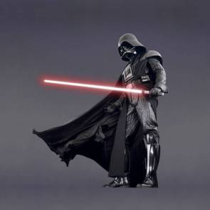 Darth Vader – Intergalactice Badass
