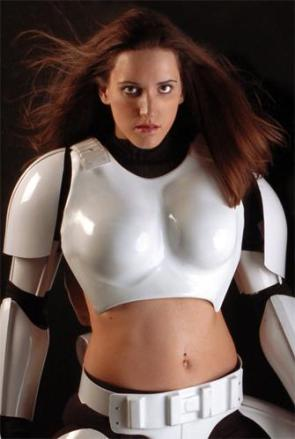 More Sexy Star Wars Storm Troopers!
