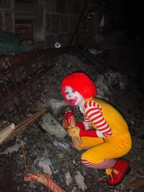 Zombie McDonalds