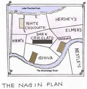 Chocolate City – Nagin Style