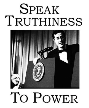 Speak Truthiness To Power