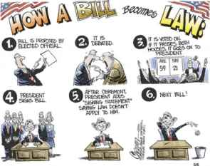 How A Bill Gets Made