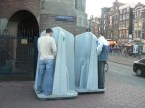 Outdoor Urinals
