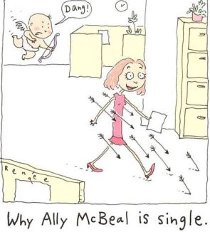Why Ally McBeal Is Single