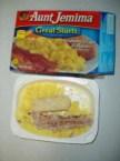 Freeze Dried Breakfast Comparison