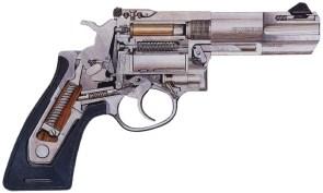 Pistol Inner Workings