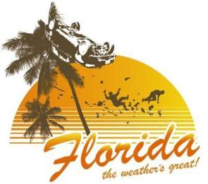 Florida…The Weather's Great!
