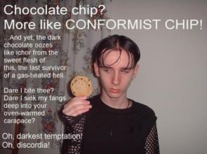 Gothic Cookie