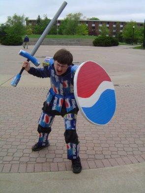 Pepsi Warrior