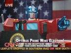 President Optimus Prime